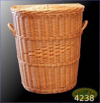 halbrunder Wäschekorb