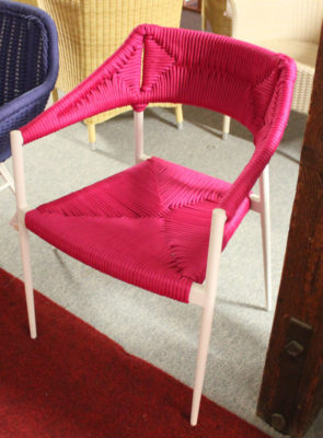 Schnurgeflecht Sessel