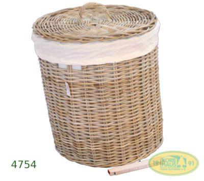 Wäschekorb Zylinder